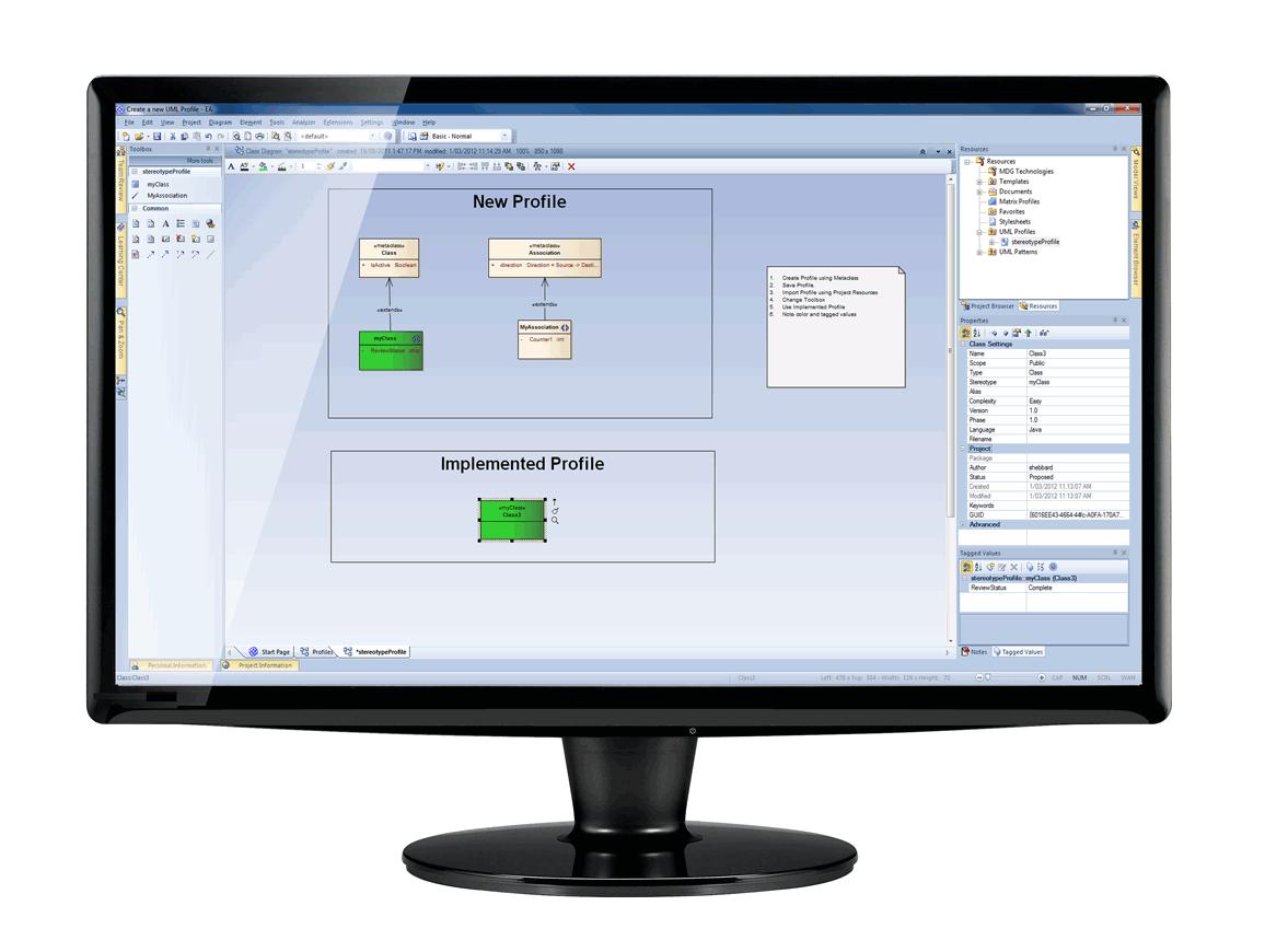 Extending Enterprise Architect | Sparx Systems