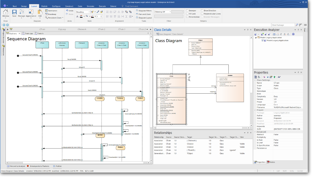 Www.sparxsystems on Database Architecture Design