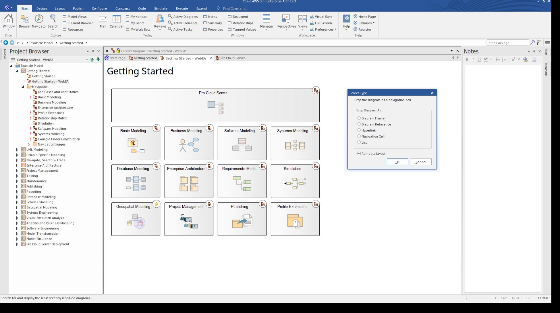 Enterprise architect version 13. 5 | sparx systems.