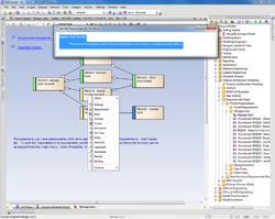 Gather Requirements Modeling with Enterprise Architect