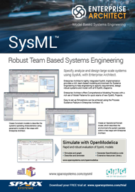 Systems Modeling Language (SysML) - Empower your Engineers